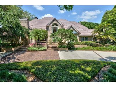 Hernando County, Hillsborough County, Pasco County, Pinellas County Single Family Home For Sale: 1207 Parrilla De Avila