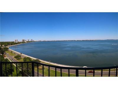 Tampa Condo For Sale: 3301 Bayshore Boulevard #1207B