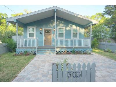 Tampa Single Family Home For Sale: 303 N Albany Avenue