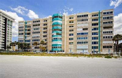 North Redington Beach Condo For Sale: 17400 Gulf Boulevard #B-5