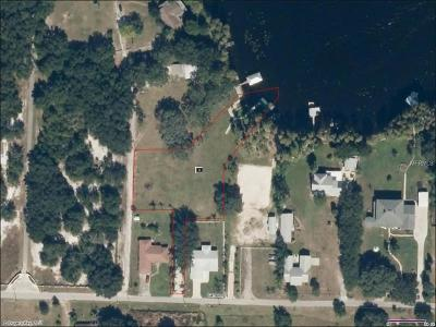 Land O Lakes Residential Lots & Land For Sale: 22209 Carson Drive