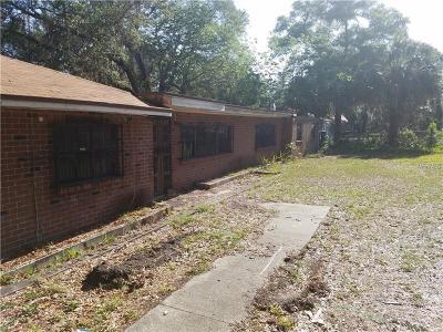 Single Family Home For Sale: 1510 E Sligh Avenue