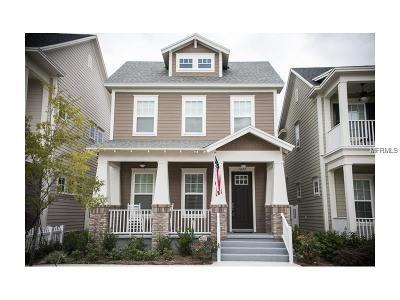Celebration, Kissimmee/celebration Single Family Home For Sale: 1357 Navarre Street