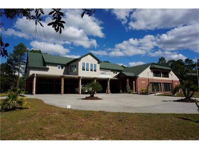 Homosassa Single Family Home For Sale: 8022 W Grove Street
