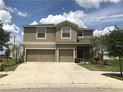 Hernando County, Hillsborough County, Pasco County, Pinellas County Rental For Rent: 1814 Oak Pond Street