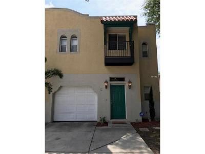 Tampa Townhouse For Sale: 411 S Fremont Avenue #3