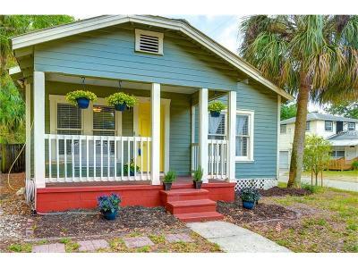 Tampa Single Family Home For Sale: 1001 E Emma Street