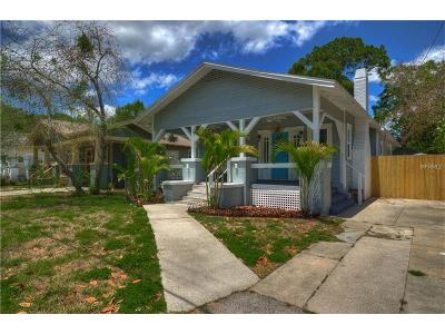 Tampa Single Family Home For Sale: 311 W Chelsea Street