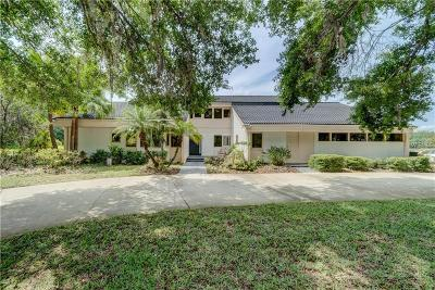 Hernando County, Hillsborough County, Pasco County, Pinellas County Single Family Home For Sale: 4723 Cheval Boulevard