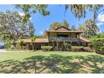 Tampa Single Family Home For Sale: 15102 Lake Magdalene Boulevard