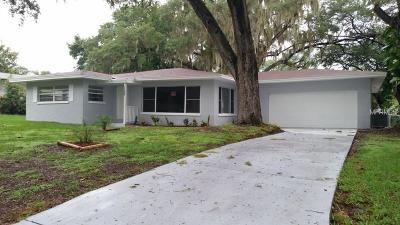 Clearwater Single Family Home For Sale: 1200 Kapok Circle