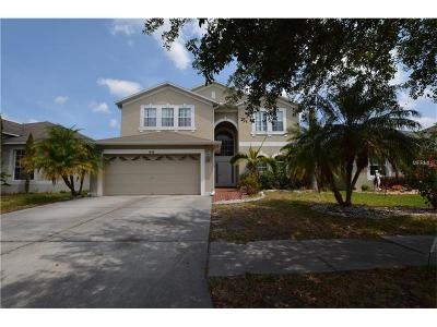 Hernando County, Hillsborough County, Pasco County, Pinellas County Single Family Home For Sale: 1940 Fruitridge Street