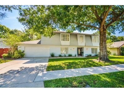 Single Family Home For Sale: 16509 Cayman Drive