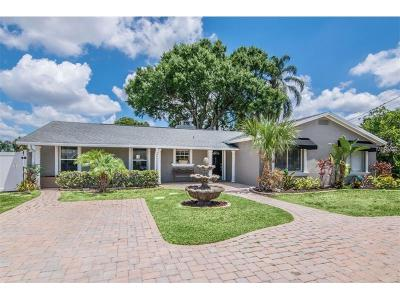 Hernando County, Hillsborough County, Pasco County, Pinellas County Single Family Home For Sale: 8703 Elmwood Lane