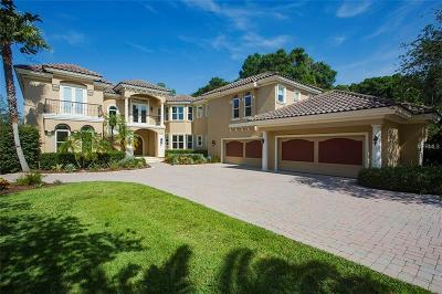 Hillsborough County, Manatee County, Pasco County, Pinellas County, Sarasota County Single Family Home For Sale: 8609 Dolce Vita Lane