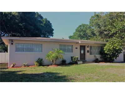 Hillsborough County Single Family Home For Sale: 1105 W Adalee Street