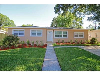 Hillsborough County Single Family Home For Sale: 2008 E Clinton Street