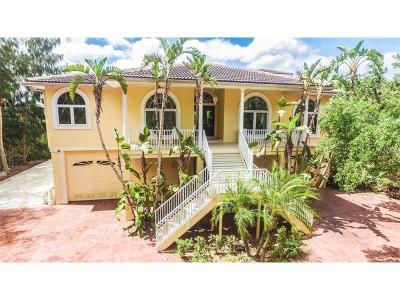 Palmetto Single Family Home For Sale: 6818 Bayshore Road