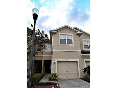 Tampa Townhouse For Sale: 8430 Marlanas Place