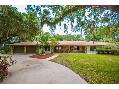 Palmetto Single Family Home For Sale: 3902 71st Street E
