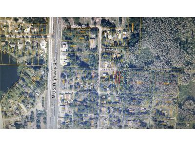 Lutz Residential Lots & Land For Sale: NE 3rd Avenue
