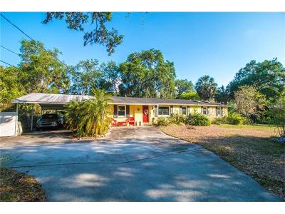 Gibsonton Single Family Home For Sale: 10610 E Bay Road