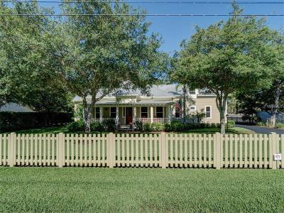 Hernando County, Hillsborough County, Pasco County, Pinellas County Single Family Home For Sale: 16210 Chastain Road