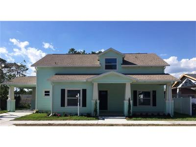 Hillsborough County Single Family Home For Sale: 106 E Genesee Street