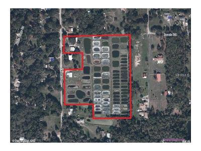 Riverview Residential Lots & Land For Sale: 8002 Pleasant Lane