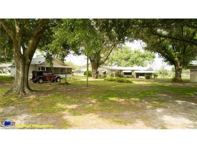 Lakeland Single Family Home For Sale: 4845 Drane Field Road