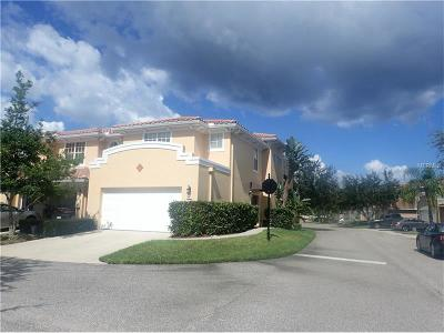Hernando County, Hillsborough County, Pasco County, Pinellas County Townhouse For Sale: 401 Barcelona Drive