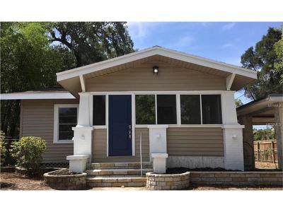Tampa Single Family Home For Sale: 105 E 26th Avenue