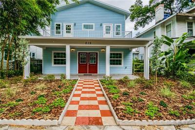 Saint Pete Beach, Saint Petersburg, St Pete, St Pete Beach, St Pete Beach., St Peterburg, St Petersburg, St. Petersburg Single Family Home For Sale: 215 12th Avenue NE