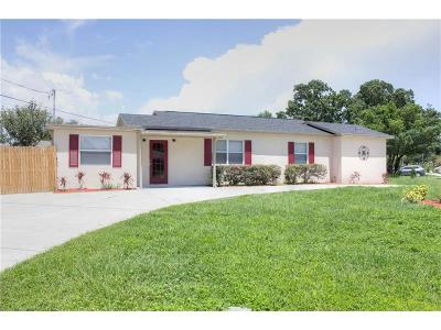 Tampa Single Family Home For Sale: 3317 W Rogers Avenue