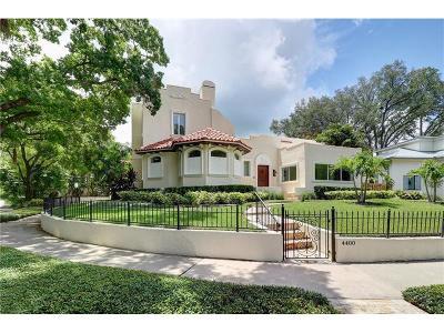 Beach Park, Beach Park Annex No 2, Beach Park Isle Sub, Beach Park Place Single Family Home For Sale: 4400 W Culbreath Avenue