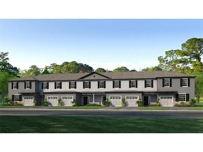 Sarasota Townhouse For Sale: 6421 Baytown Drive