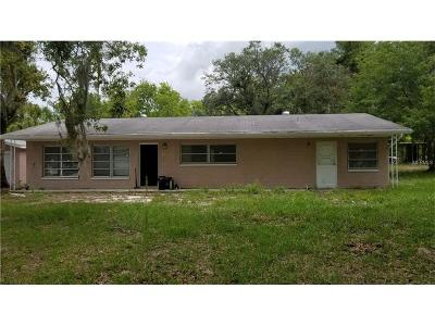 Hudson Single Family Home For Sale: 9319 Wood Drive