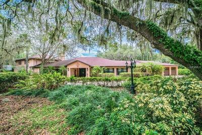 Brandon Single Family Home For Sale: 1823 Camp Florida Road