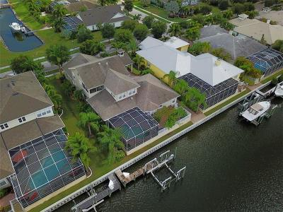 Apollo Beach Single Family Home For Sale: 437 Mirabay Boulevard