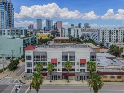 Tampa Condo For Sale: 1000 Channelside Drive #3A