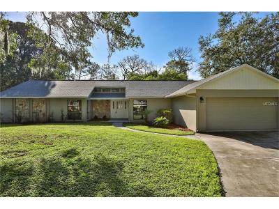 Single Family Home For Sale: 12701 Barrett Drive