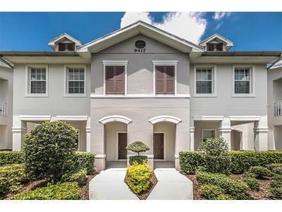 Hillsborough County Condo For Sale: 9417 Cavendish Drive #104