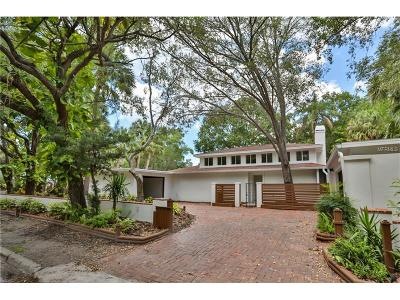 Tampa Single Family Home For Sale: 2318 S Occident Street