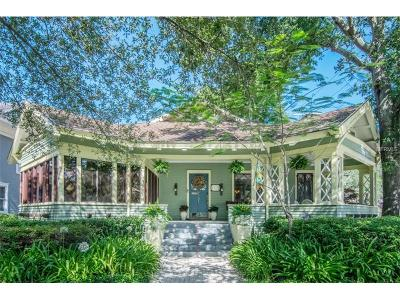 Tampa Single Family Home For Sale: 701 S Newport Avenue