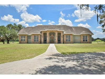 Plant City Single Family Home For Sale: 5608 Bailey Road