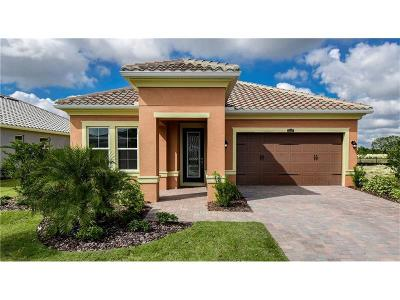 Lakewood Ranch Single Family Home For Sale: 12111 Perennial Place