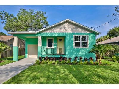 Tampa Single Family Home For Sale: 7113 S Mascotte Street