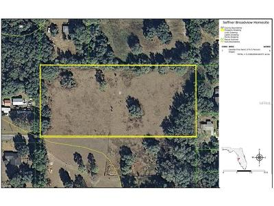 Seffner Residential Lots & Land For Sale: 3406 Short Street
