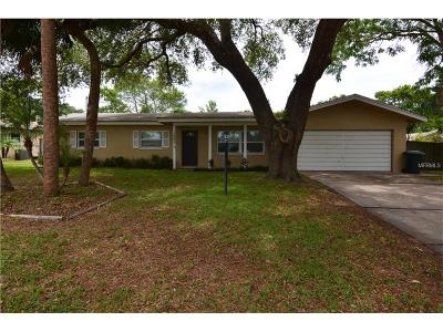 Hernando County, Hillsborough County, Pasco County, Pinellas County Single Family Home For Sale: 1340 Windsor Drive