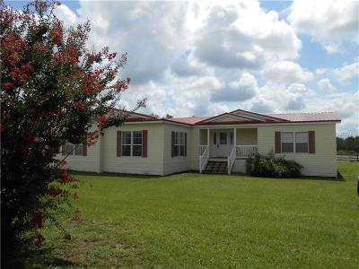 Plant City Mobile/Manufactured For Sale: 5625 Stafford Road